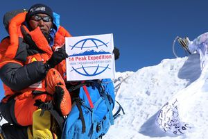 Lập kỷ lục 24 lần lên đỉnh Everest