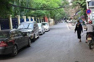 Nhan nhản vi phạm trật tự đô thị ở phường Trung Tự
