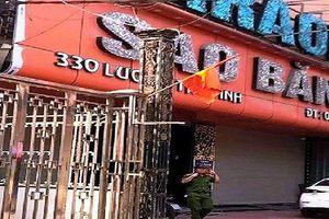 Nổ súng trong quán karaoke ở Nam Định: Hai người tử vong, một người bị thương