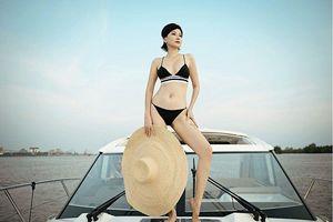Dương Yến Ngọc khoe dáng quá nóng bỏng với bikini ở tuổi 40