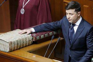 Tân tổng thống Ukraine: Sẽ đối thoại nếu Nga trả lãnh thổ và tù binh