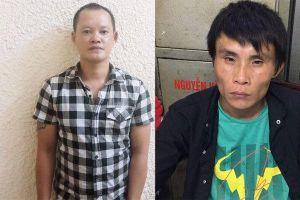 Hà Nội: Bắt hai kẻ rình cửa ngân hàng, cướp tiền tỷ