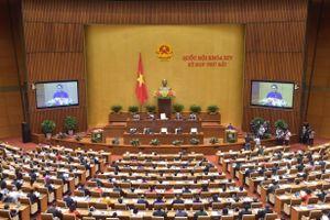 Kỳ họp thứ 7 Quốc hội khóa 14 ngày 21/5 có những nội dung gì?