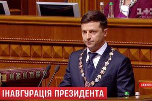 Vừa nhậm chức TT Ukraine, ông Zelensky kêu gọi Mỹ siết chặt trừng phạt chống Nga