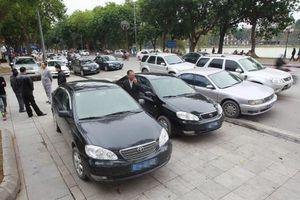 Kiểm toán nhiều bộ ngành, địa phương có số xe công vượt định mức