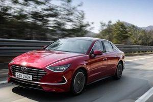 'Phát sốt' với những trang bị đắt tiền trên Hyundai Sonata 2020