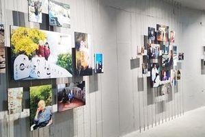 Không gian văn hóa gắn với hình ảnh doanh nhân