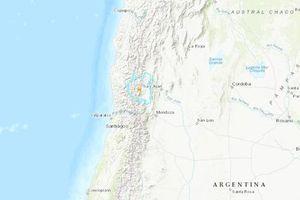 Động đất mạnh làm rung chuyển khu vực miền Bắc và Trung Chile