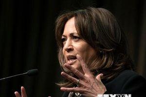 Ứng viên Tổng thống Mỹ thúc đẩy bình đẳng giới về thu nhập việc làm