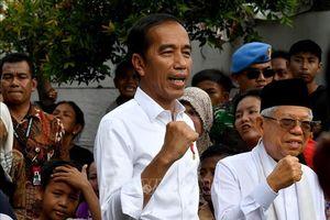 Bầu cử Indonesia: Tổng thống đương nhiệm Joko Widodo có bài phát biểu sau chiến thắng