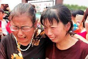 38 năm đan áo cho con mất tích, bà mẹ nhận con ở tuổi gần đất xa trời