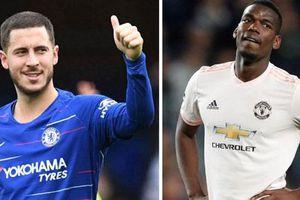 Fan Real 'kết' Hazard, không mặn mà với Pogba