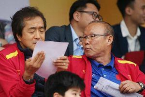 Danh sách ĐT Việt Nam dự King's Cup được HLV Park Hang Seo công bố sau vòng 11 V.League 2019