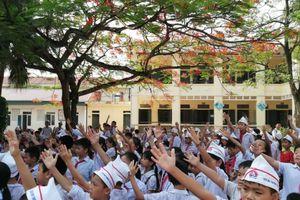 Tuyên truyền kỹ năng phòng chống xâm hại cho gần 700 học sinh