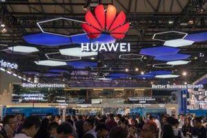 Huawei - 'tâm điểm' trong bất đồng Mỹ - Trung