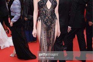 Ngọc Trinh mặc hớ hênh ở LHP Cannes, Bộ Văn hóa nói gì?