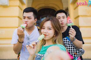 'Kem Wall's Đêee, Hè thích tê' tại siêu lễ hội nước Summer Water Beat