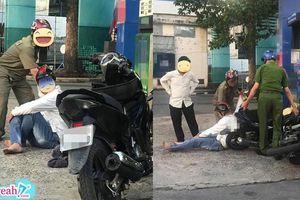 Trộm xe đang chạy trốn thì...hết xăng, vừa ghé trạm hô 'đầy bình' thì cuộc sống ngay lập tức 'bế tắc'