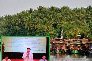Hội chợ nông nghiệp và sản phẩm OCOP khu vực đồng bằng sông Cửu Long