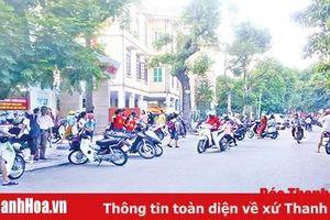 Tăng cường các giải pháp đảm bảo an toàn giao thông khu vực trường học