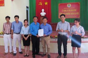 Thành lập Công đoàn cơ sở Bệnh viện Phương Châu Sa Đéc