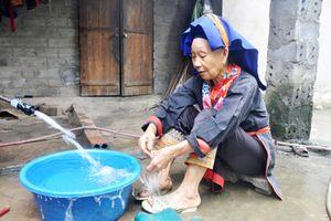 Đưa nước sạch về các thôn, bản