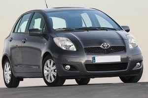 Xe Toyota Yaris 2009 hiện tại có giá bao nhiêu?