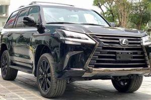 'Hàng nóng' Lexus LX570 Inspiration Series 2019 đầu tiên cập bến Việt Nam, giá 9 tỷ VNĐ