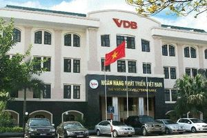 Dự án của Ngân hàng Phát triển Việt Nam (VDB) đội vốn tới...39 lần