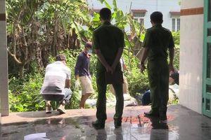 Thêm nhiều tình tiết vụ 2 thi thể giấu trong bê tông ở Bình Dương