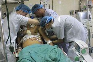 Cứu sống người đàn ông vỡ tim do tai nạn giao thông