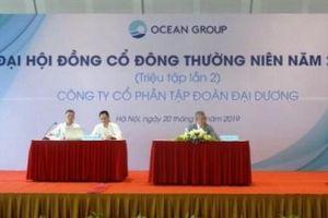 Đại hội kéo dài kỷ lục gần 19 tiếng: Occean Group ra mắt Hội đồng quản trị mới