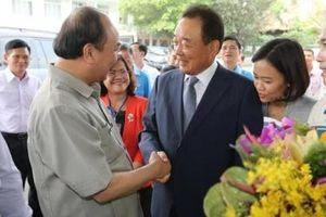 Sau 25 năm đầu từ vào Việt Nam, Taekwang mở rộng hoạt động sang phát điện và kinh doanh phân bón