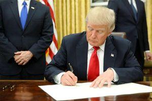 Mỹ khởi động một phần Kế hoạch hòa bình Trung Đông