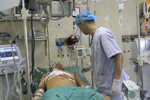 Cứu sống bệnh nhân bị vỡ tim