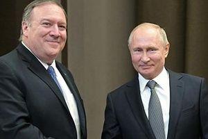 Mỹ - Nga: Từng bước nhỏ tiến tới đại cục