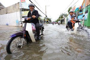 TP Hồ Chí Minh: Ngập úng lan rộng ra ngoại thành