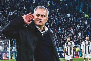Nếu Mourinho về Juventus với Ronaldo?