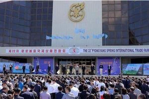 Hơn 450 doanh nghiệp các nước đến Triều Tiên tìm cơ hội làm ăn
