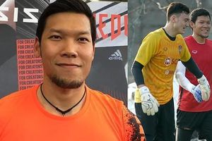 Nhận xét khôn ngoan của thủ môn số 1 Thái Lan về Đặng Văn Lâm