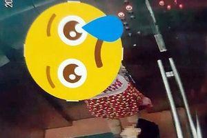 Công an nói về clip 'thiếu niên nhìn vào váy trong thang máy'