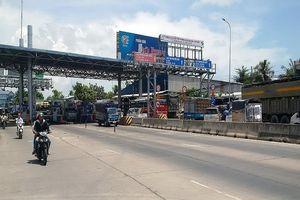Hiệp hội vận tải An Giang kiến nghị dời trạm BOT T2