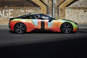 Đây là một chiếc BMW i8 đẹp và nghệ thuật nhất trên thế giới