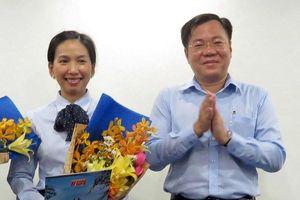 Công an TP.HCM nói lý do bắt Tề Trí Dũng, Hồ Thị Thanh Trúc