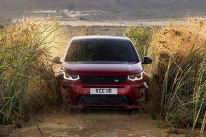 Land Rover Discovery Sport 2020 ra mắt, thách thức các đối thủ SUV