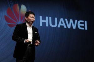 CEO Huawei công bố hệ điều hành riêng 'vô hiệu hóa' lệnh cấm của Mỹ