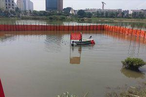 Chuyên gia Nhật 'cứu' hồ ở Hạ Long