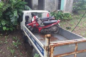 Xe CSGT mất lái, đâm rạn xương sườn 1 phụ nữ ngồi ở cửa nhà