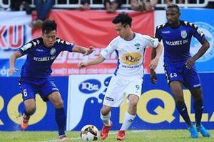 CLB Hoàng Anh Gia Lai có chỉ số Fair-Play tốt nhất V-League 2019