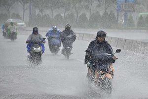 Nhiều nơi xuất hiện 'mưa vàng' sau 1 tuần nắng hạn